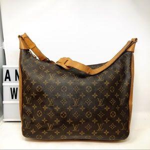 Louis Vuitton Boulogne GM monogram shoulder bag